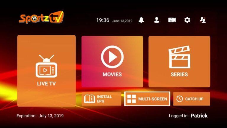 How to Install Sportz TV IPTV on FireStick [June Updated]