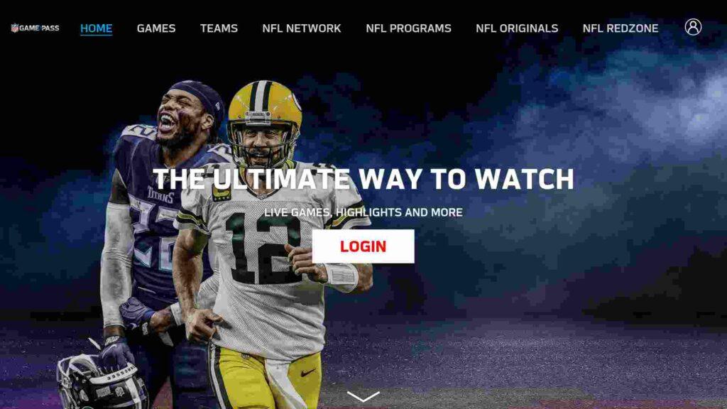 NFL on firestick